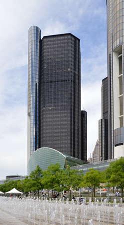 Downtown Detroit, Michigan