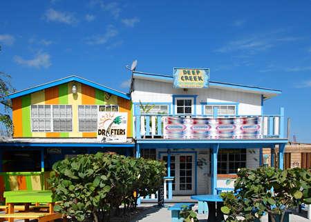 Fish Fry in Nassau, Bahamas