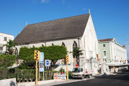 Old Town of Nassau, Bahamas