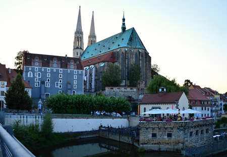 Old Town of Goerlitz, Saxony