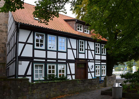 Old Town of Hamelin, Lower Saxony