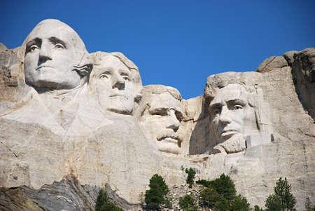 Mount Rushmore National Monument, South Dakota