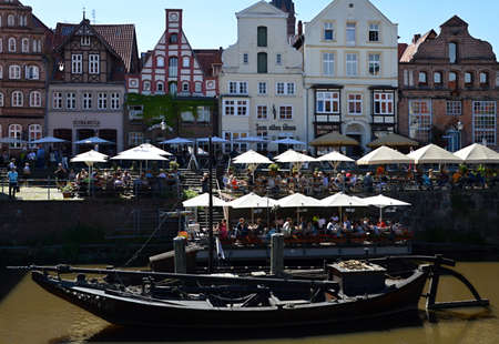 Old Town of Lueneburg, Lower Saxony