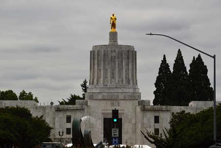State Capitol Salem, Oregon