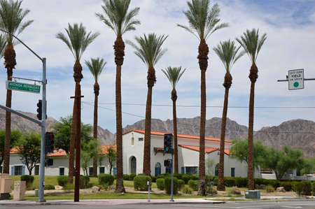 Old Town of La Quinta, California
