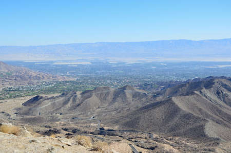Coachella Valley in Southern California