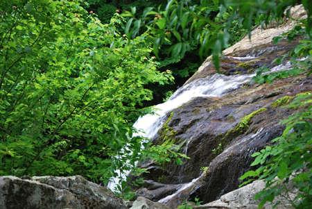 Waterfall in Shenandoah National Park, Virginia