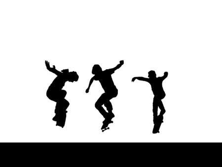 skaters team photo