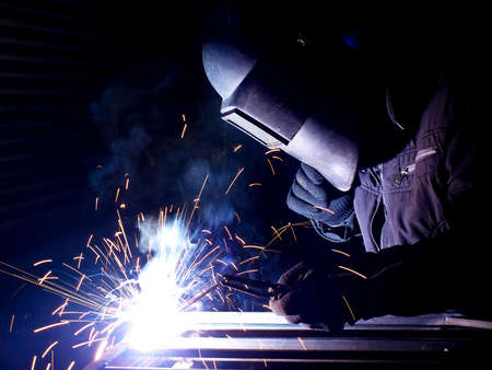Welder  Construction and manufacturing photo