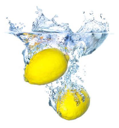 Limones saludable y sabrosa comida Foto de archivo - 29736721
