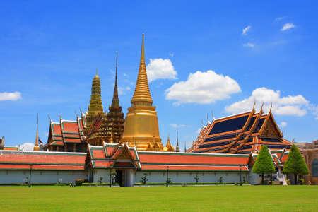 kaew: Wat Phra Kaew.