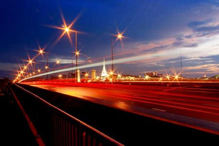 Road speed photo