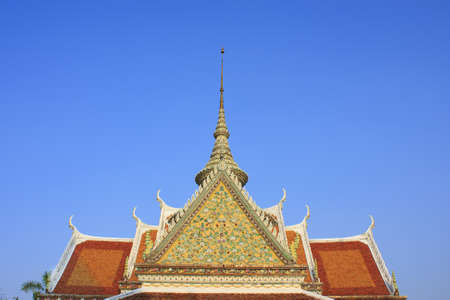 Wat Phra Kaew. photo