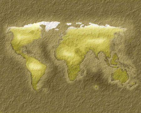 The paper world. photo