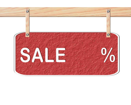 Sign the paper sold. Stock Photo - 11771868