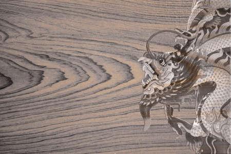 Wood like a dragon. Stock Photo - 11884167