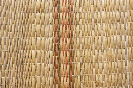 Bamboo basketry Used as a background photo