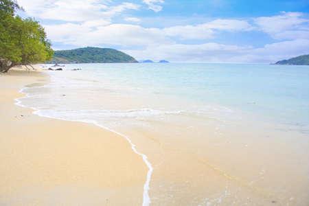 beach and sea  Stock Photo - 12251640