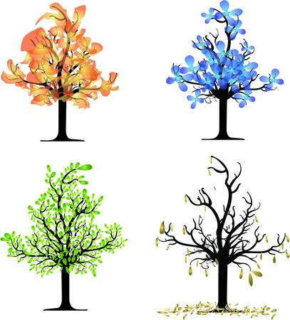 Tree, vector Stock Vector - 13526908