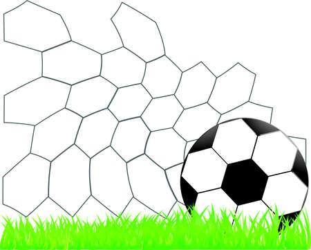playoff: Football background