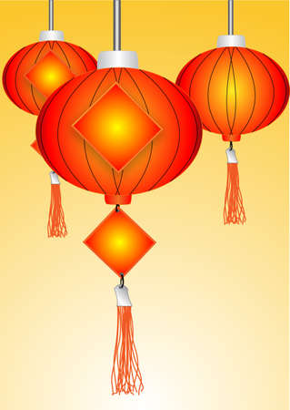 stroke of luck: Chinese Red Lanterns