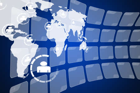 Touch screen background with glossy world map stock photo picture touch screen background with glossy world map stock photo picture and royalty free image image 13931618 gumiabroncs Choice Image