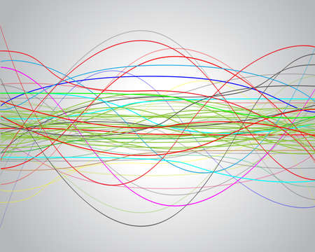 DNA-Molekül, abstrakten Hintergrund