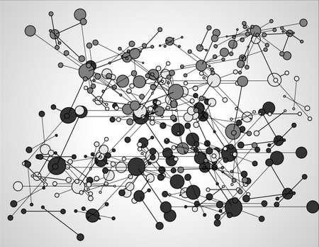 분자 구조, 추상적 인 배경