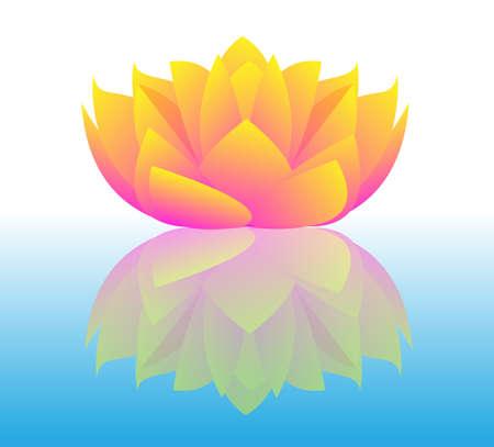 feng: Vector Lotus