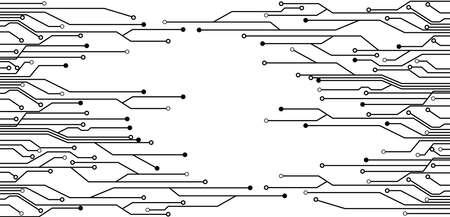 circuitos electronicos: placa de circuito textura de fondo