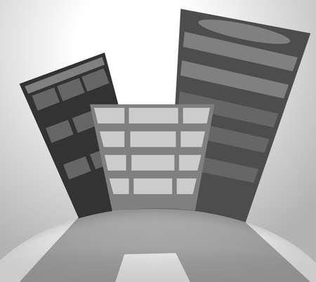 Building Stock Vector - 15312455
