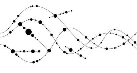 분자 배경