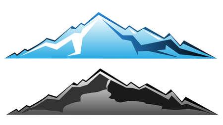 pico: Monta�a Vectores