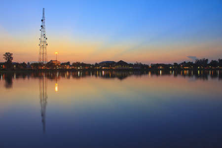 ir: Communications Tower