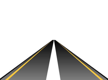 forward: road