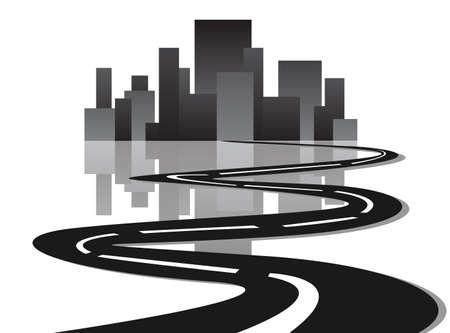 City Stock Vector - 16946744