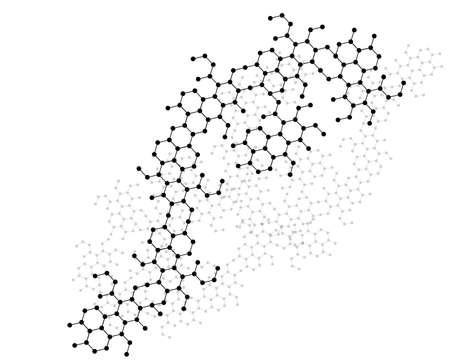 분자 의학 일러스트