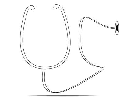 forceps: Medicine Vector  Illustration