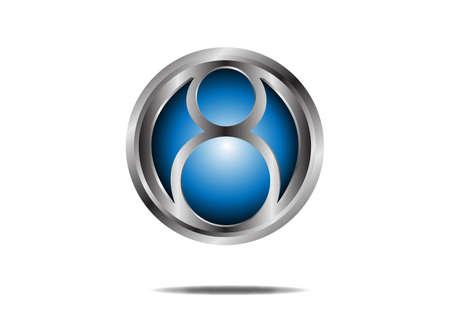 logo Hi-tech sphere  Vector  Editable   Vector