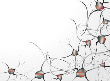 neural: Inside the brain  Concept of neurons and nervous system vector
