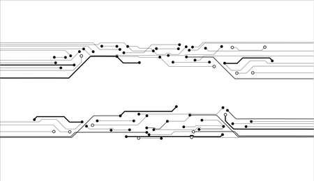 printplaat vector achtergrond textuur