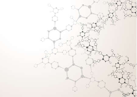 chemical: DNA molecule structure background Illustration