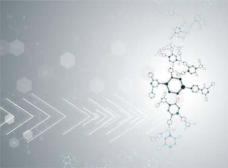 vectorrn: beautiful structure molecule of the DNA