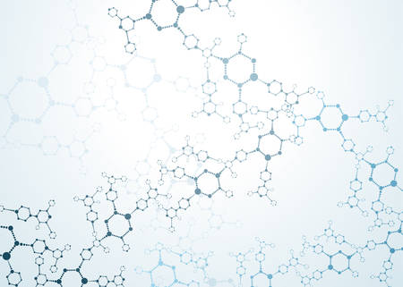 molecular structure particles. Scientific Concepts and Vector Connections