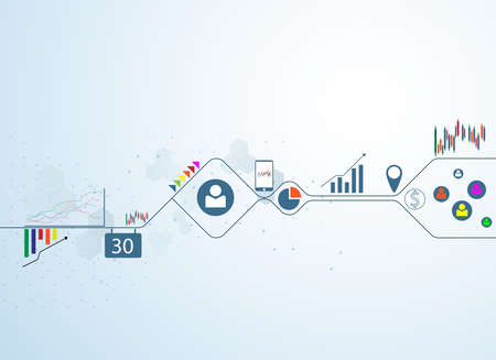 Network and connection business concepts Use as an illustration