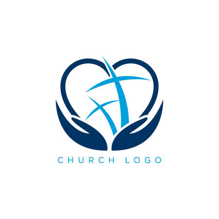 Church logo design Template for churches and Christian organizations