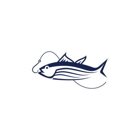 Fishing logo template, Fishing Logo Icon