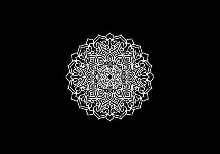 Mandala design element. Can be used for cards, invitations, banners, posters, print design. Mandala background