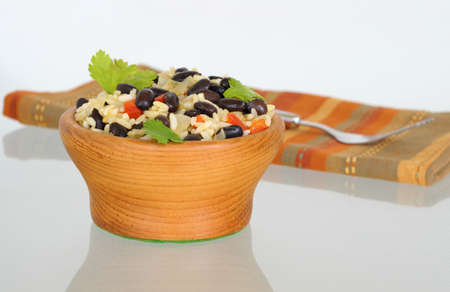 pinto bean: Gallo pinto, or spotted rooster, is a traditional Costa Rica rice and bean dish.