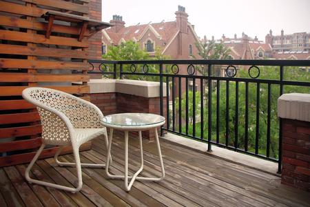 Home terrace balcony